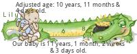 Lilypie Premature Baby (K9kn)