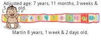 Lilypie Premature Baby (KqKP)